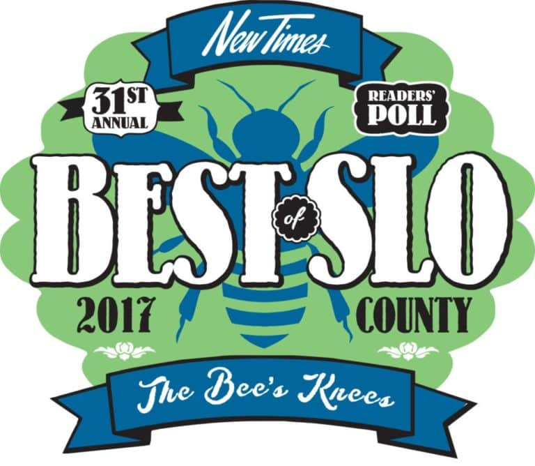 """Brezden Pest Wins 1st Place """"Best Of SLO County 2017"""""""